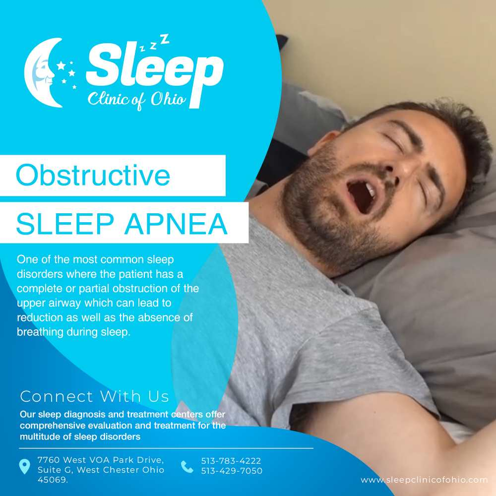 Sleep Apnea Clinic West Chester, Middletown