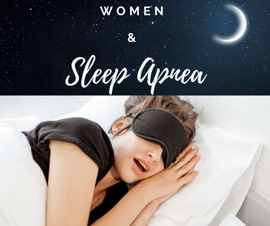 Women Sleep Apnea doctor sleep Clinic