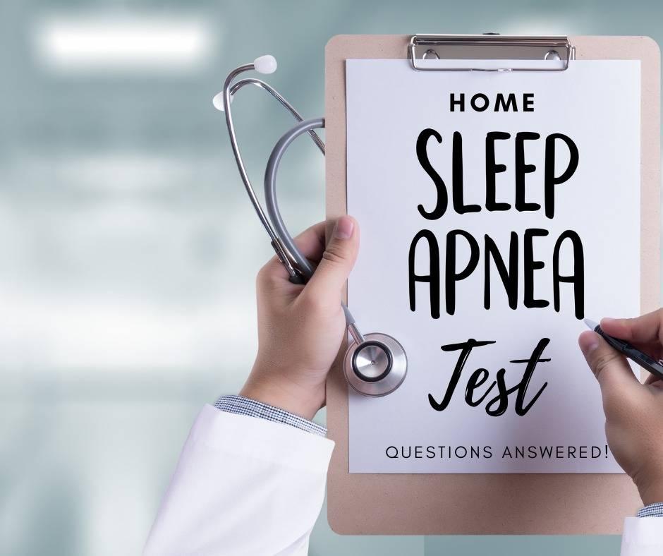 Home Sleep Apnea Test Sleep Clinic Ohio